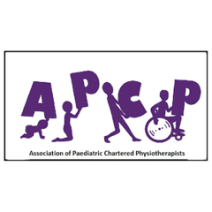 Association of Paediatric-chartered Physiotherapists logo