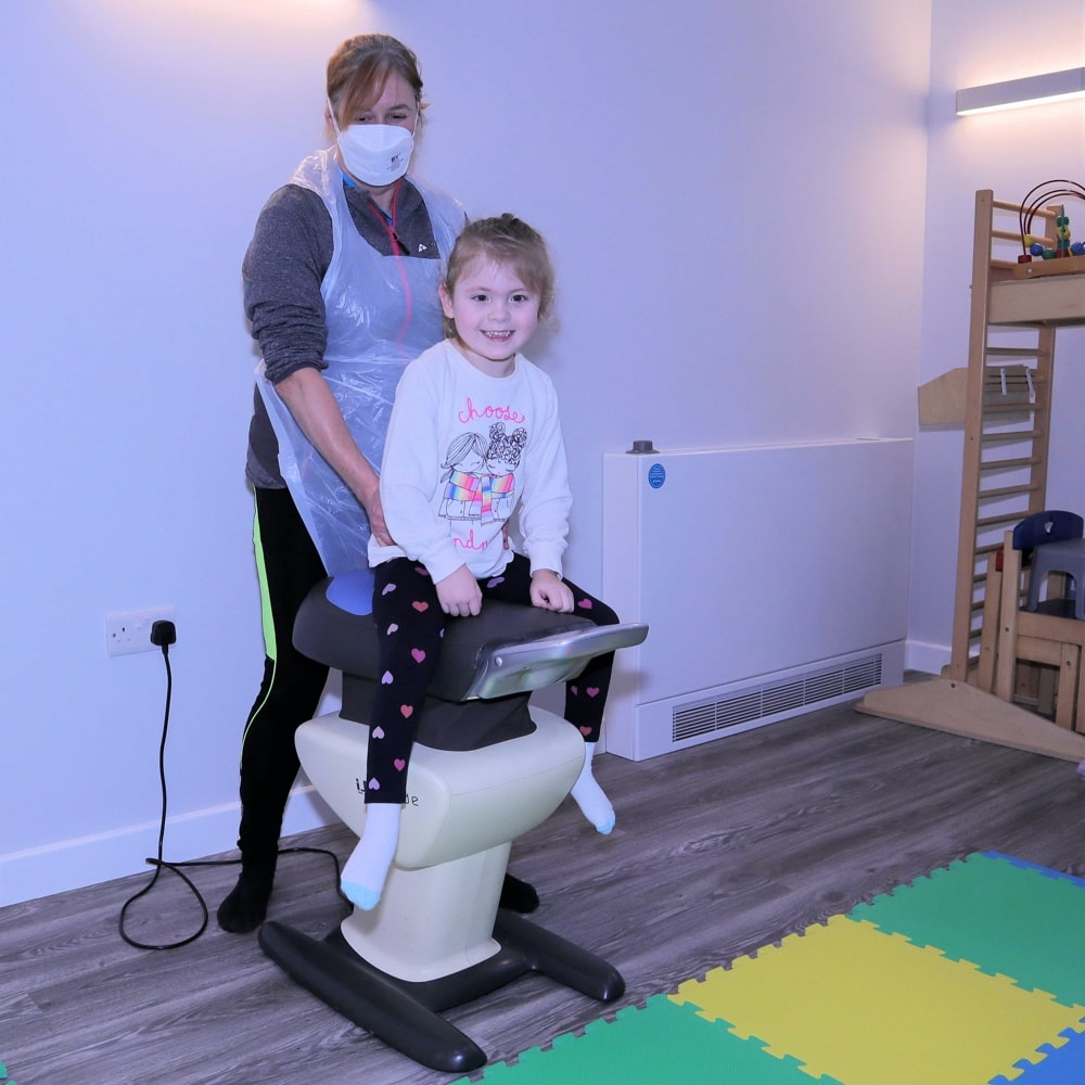 Physiotherapy for Selective Dorsal Rhizotomy SDR at LHAP Hydrotherapy clinic in Surrey