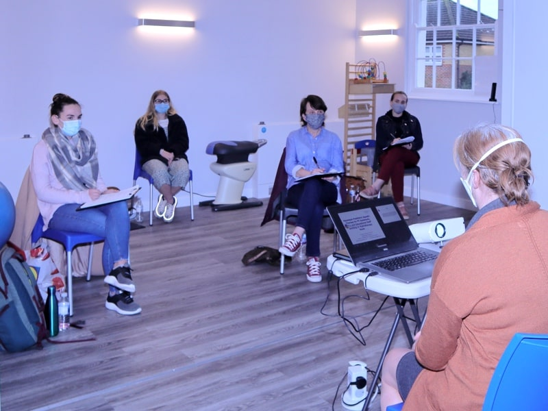 Aquatherapy Training Course in Surrey England