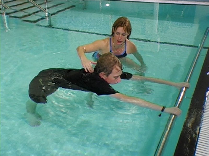 Hydrotherapy & Aquatic Physiotherapy for adults in Reigate Surrey
