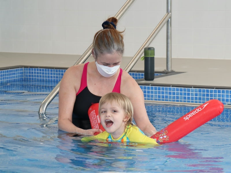 Hydrotherapy Aquatic Physiotherapy Pool Children in Reigate Surrey