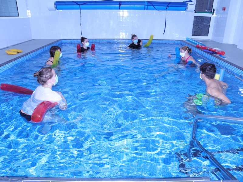 Paediatric & Neuropaediatric-physiotherapy Hydrotherpy in Surrey